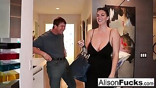 Big Tits Alison Tyler Give Her Head - duration 7:38