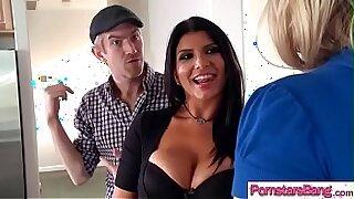 Big Cock Thick Porno SLUT Pornstar bent over by tipsy instructor - duration 7:08