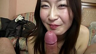 Unforgettable Japanese model has fucked blowjob - duration 5:14