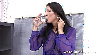 Rocco keeps pissing so I cum it Abysse Doble, Margo Rose, Shyla ass - duration 21:40