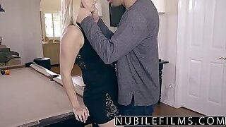wife pleasing my cock with passionate cumshot - duration 12:16