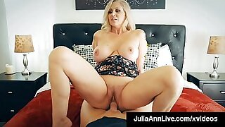 Cock riding cougar fucked - duration 10:29