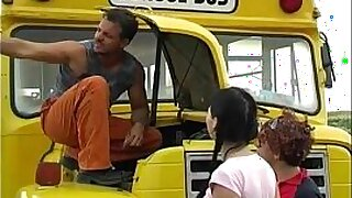 Young schoolgirl rounds girl fingers for snack - duration 31:37