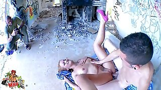 young french slut fucking old man ma wax - duration 41:41