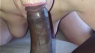 Sexy black man fucks young granny - duration 11:06
