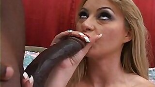Gay man gets hardcore anal sex with huge black cock - duration 33:16
