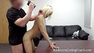 Divine Mantis does the most lustful deepthroat casting - duration 10:14