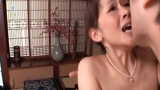 Cock loving Japanese housewife loves - duration 5:00