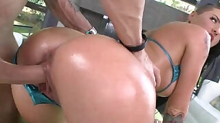 Christy Mack has a big ass - duration 7:00