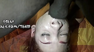 Deepthroat Face Fucking From BBC Compilation Starring Mz Natural DSLAF - duration 18:00