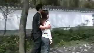 Chinese Couple Cuckold - duration 9:00