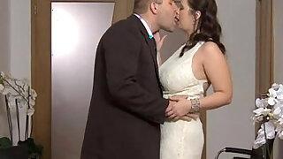 Sirale big breast MILF romantic love making - duration 12:00