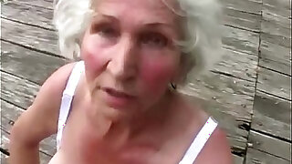Check this dirty grandma - duration 5:00