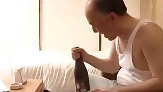 Old Man Fucks Hot Young Girl Next Door Neighbor Japan Asian - duration 5:00