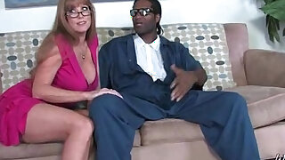 Huge Black big Cock Destroys Amateur Housewife 19 - duration 5:00