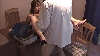 Old boss and a young secretary - duration 22:00