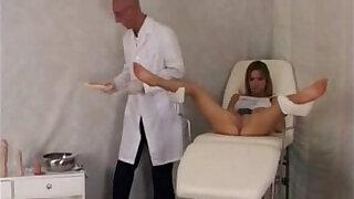 Jessica ross Il ginecologo - duration 23:00