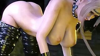 FapZone Rachel Ninja Gaiden - duration 7:00
