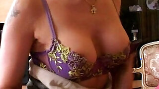 Hot French mom fucked real hard by a young stud - duration 30:00