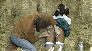 Porn vintage sex on a hey - duration 7:00