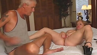 MEAN Granny turns him BITCH - duration 11:00