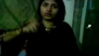 Indian college girl friend with her boyfriend - duration 5:00