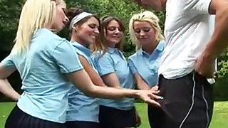 Brit Sluts Love Physical Education - duration 23:00