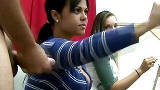Cfnm party amateur lesbian girls - duration 5:00