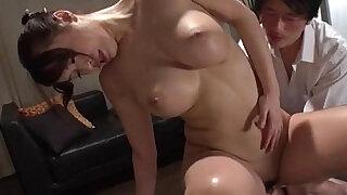 Kaede Niiyama aazing solo porn play before a good fuck - duration 12:00