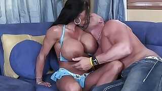 Lustfull Big Tits MILF stepmom likes to swallow enormous dick till c - duration 28:00