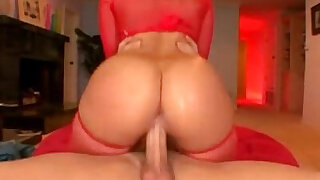 Alexis Texas lingerie red - duration 28:00
