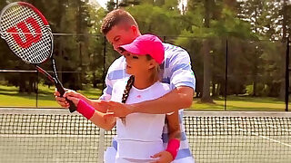 Baise Torride au Tennis - duration 26:00