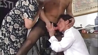 Granny Orgy - duration 28:00
