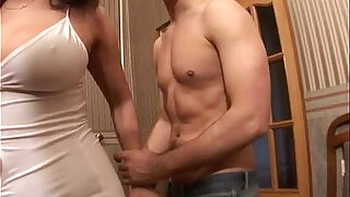 Cracked girls suck fuck dicks in the real sex party - duration 7:00