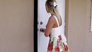 Dominated teen gets pounded - duration 8:00