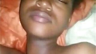 Ghana Uni KNUST level girl fuck each other with level boyfriend - duration 2:00