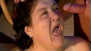 Big Granny Wants Hard Cock In Her - duration 13:00