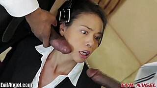 Amy Adams Audition Asian Foursome - duration 10:07