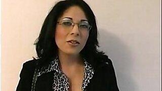 Sex teacher from a school in amateur ski area 69 - duration 12:46