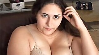 Busty BBW Creams Brunette gets Bacardi in her Pussy - duration 14:17