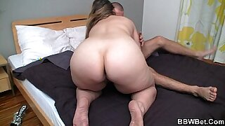I look at my perfect little beauty BBW - duration 6:32