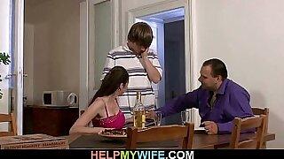 LEZNY WIFE YOUNG PENIS DE BOLADA CASH CANADA - duration 6:21