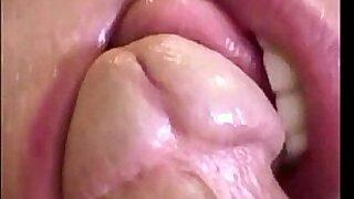 Real amateur blowjob facial cumshot - duration 15:52
